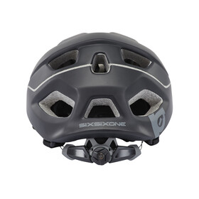 SixSixOne Evo AM - Casque de vélo - noir